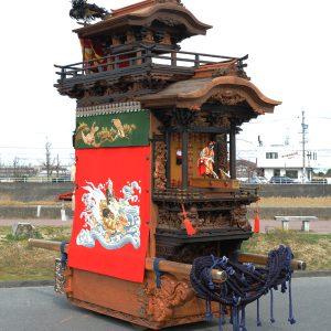 東組山王車