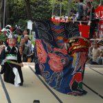 三番叟・大獅子小獅子の舞・巫女舞