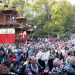 本祭りの成石神社