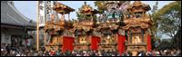 乙川八幡社、若宮社例大祭