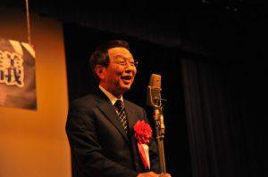 愛知県議会議員 近藤良三様 挨拶