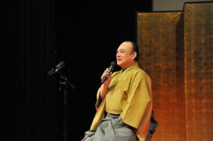 ついに藤田先生のご講演が始まりました